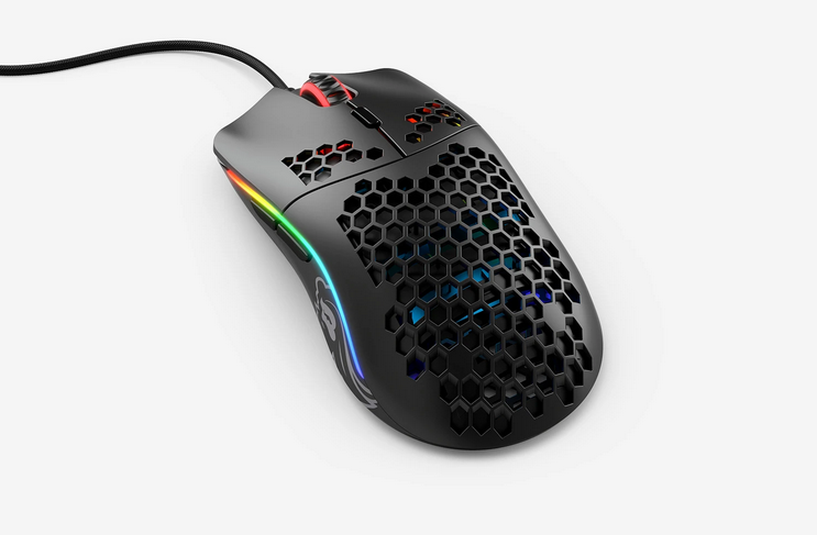 Glorious Mouse Honeycomb design