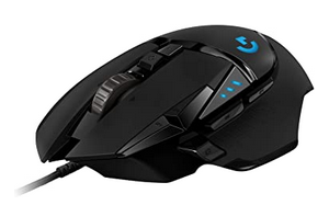 Logitech G502 Best Logitech Mouse