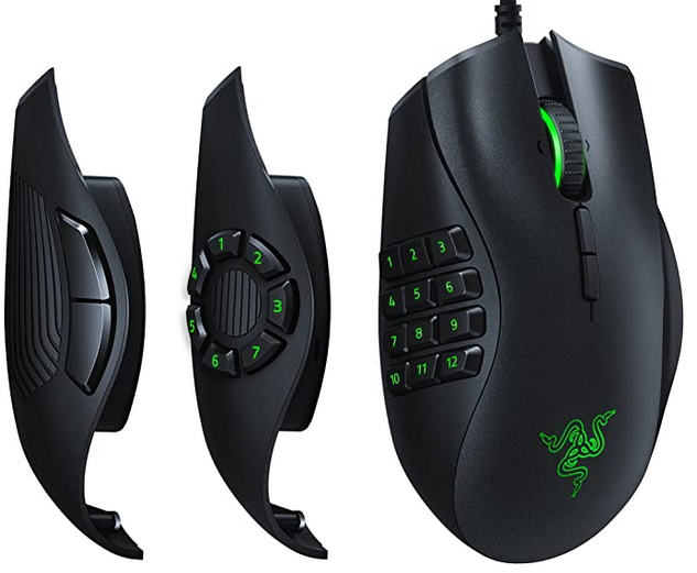Razer Naga Trinity Best MMO Mouse