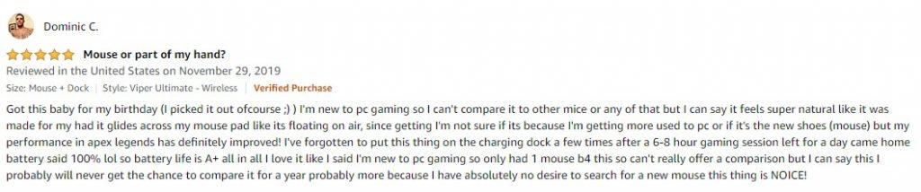 Razer Viper Review 3